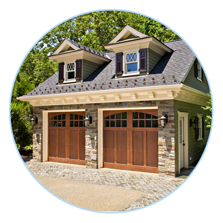 Wooden Garage Doors Pleasanton
